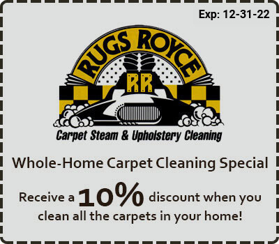 Whole Home Carpet Cleaning