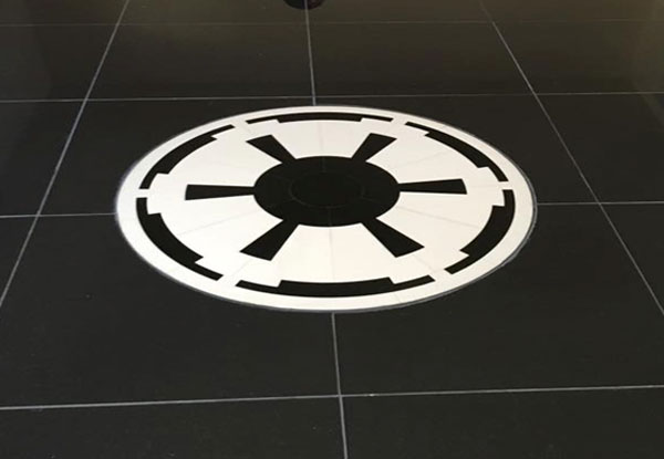 Porcelain Tile Floor Clean & Polish