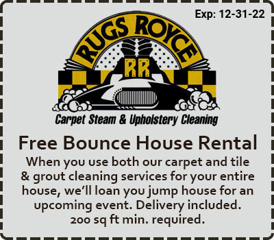 Chance to Win Free Bounce