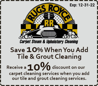 Tile & Grout Cleaning Discount